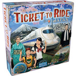 Days of Wonder Ticket to Ride: Map 7 Japan & Italy (expansion)