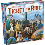 Days of Wonder Ticket to Ride Map 6 France & Old West