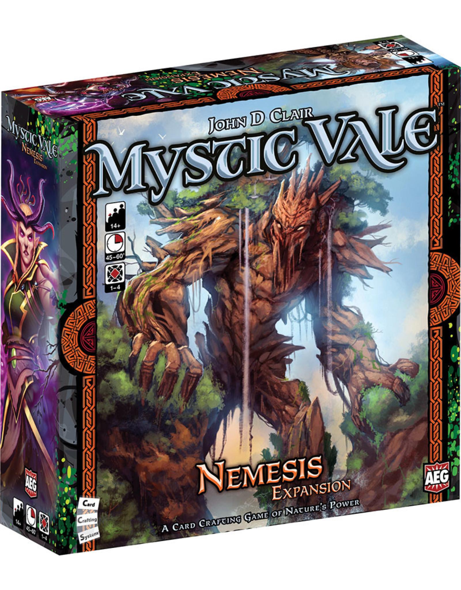 Alderac Entertainment Group Mystic Vale: Nemesis