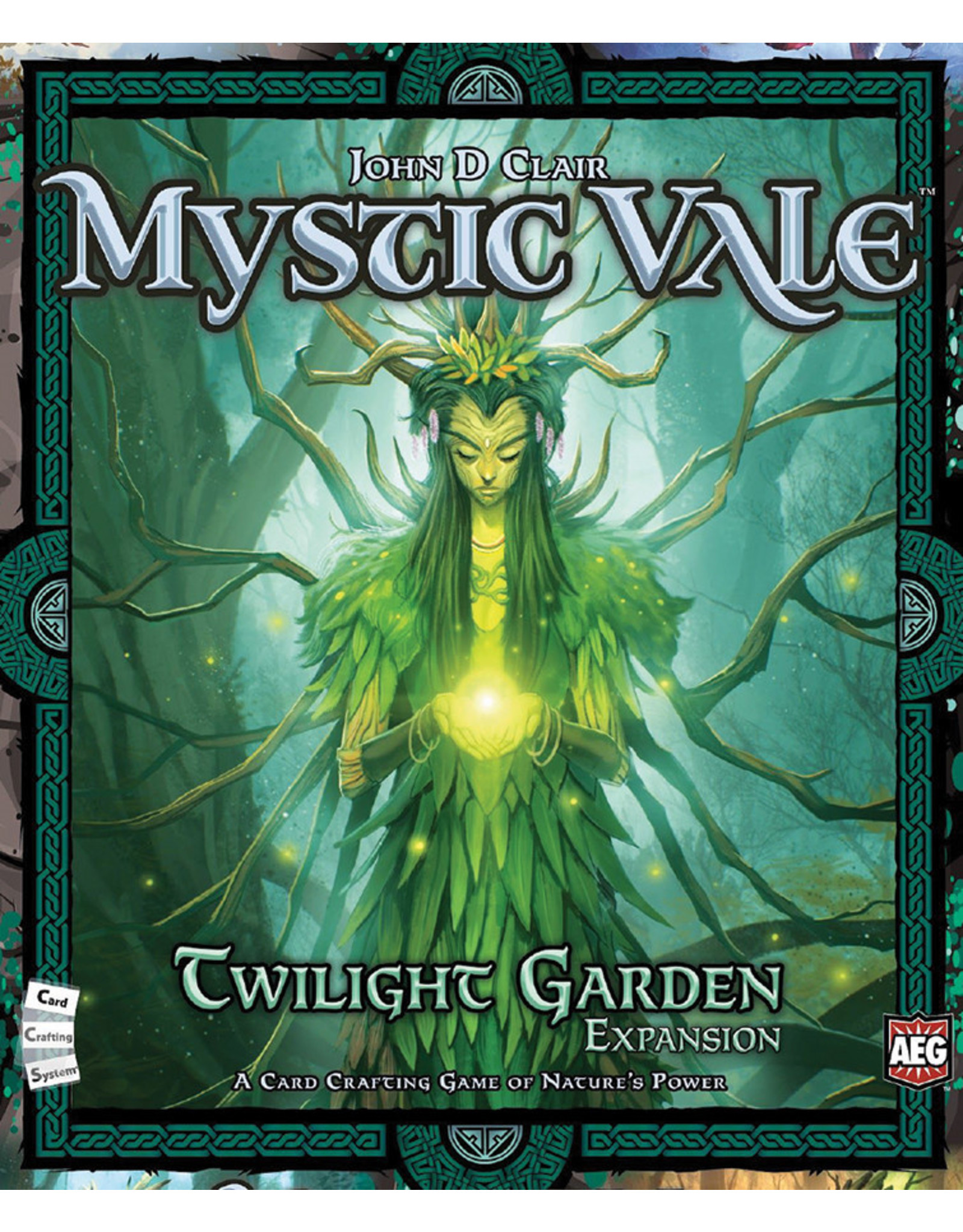Alderac Entertainment Group Mystic Vale: Twilight Garden