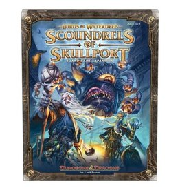 Dungeons & Dragons Lords of Waterdeep: Scoundrels of Skullport Expansion