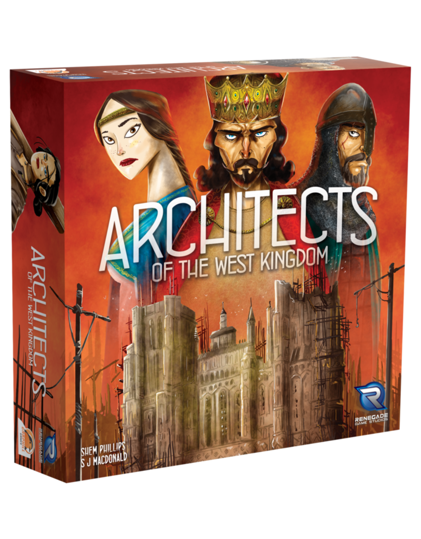 Renegade Architects of the West Kingdom