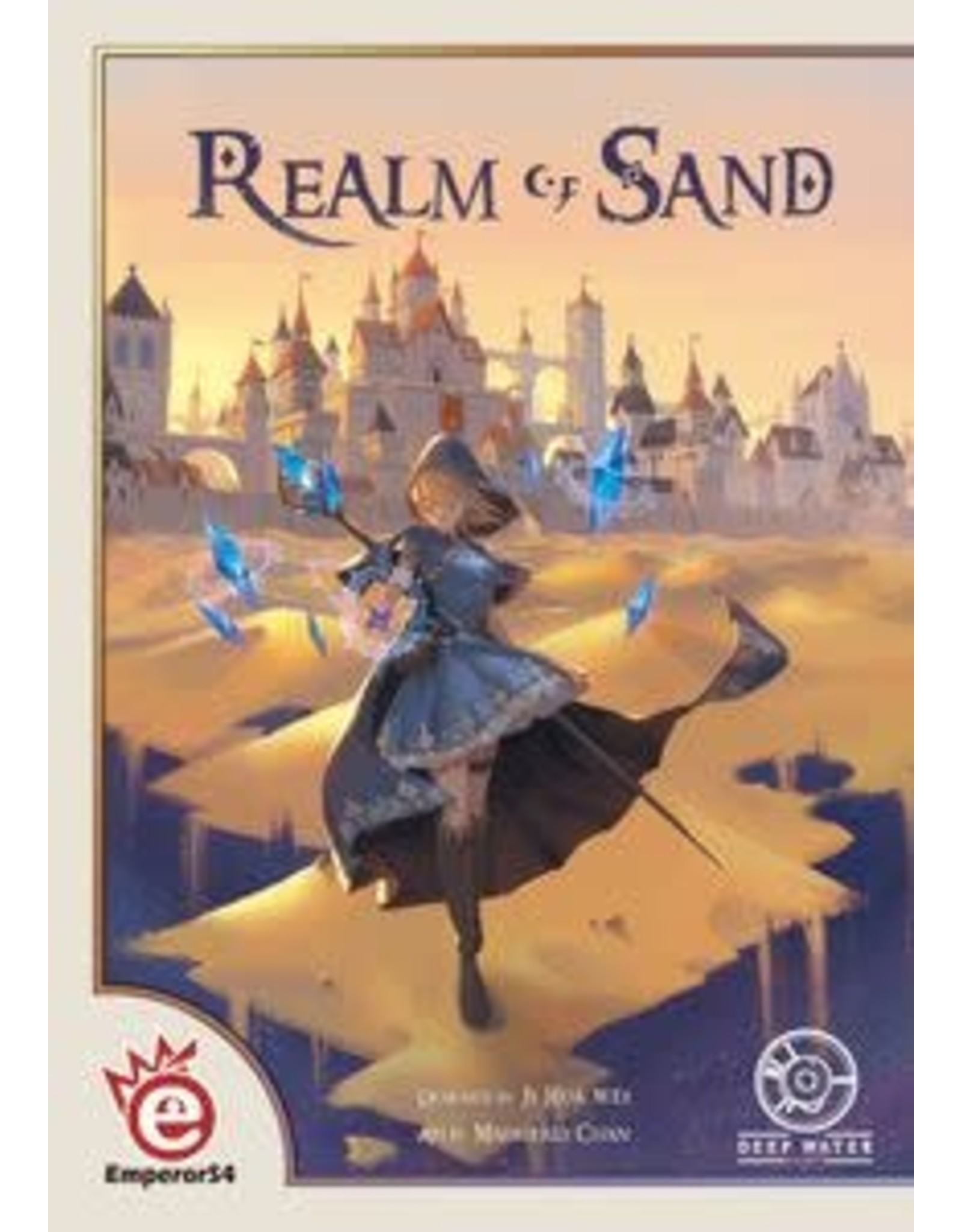 Deep Water Games Realm of Sand