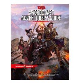 Dungeons & Dragons D&D 5e Sword Coast Adventurer's Guide