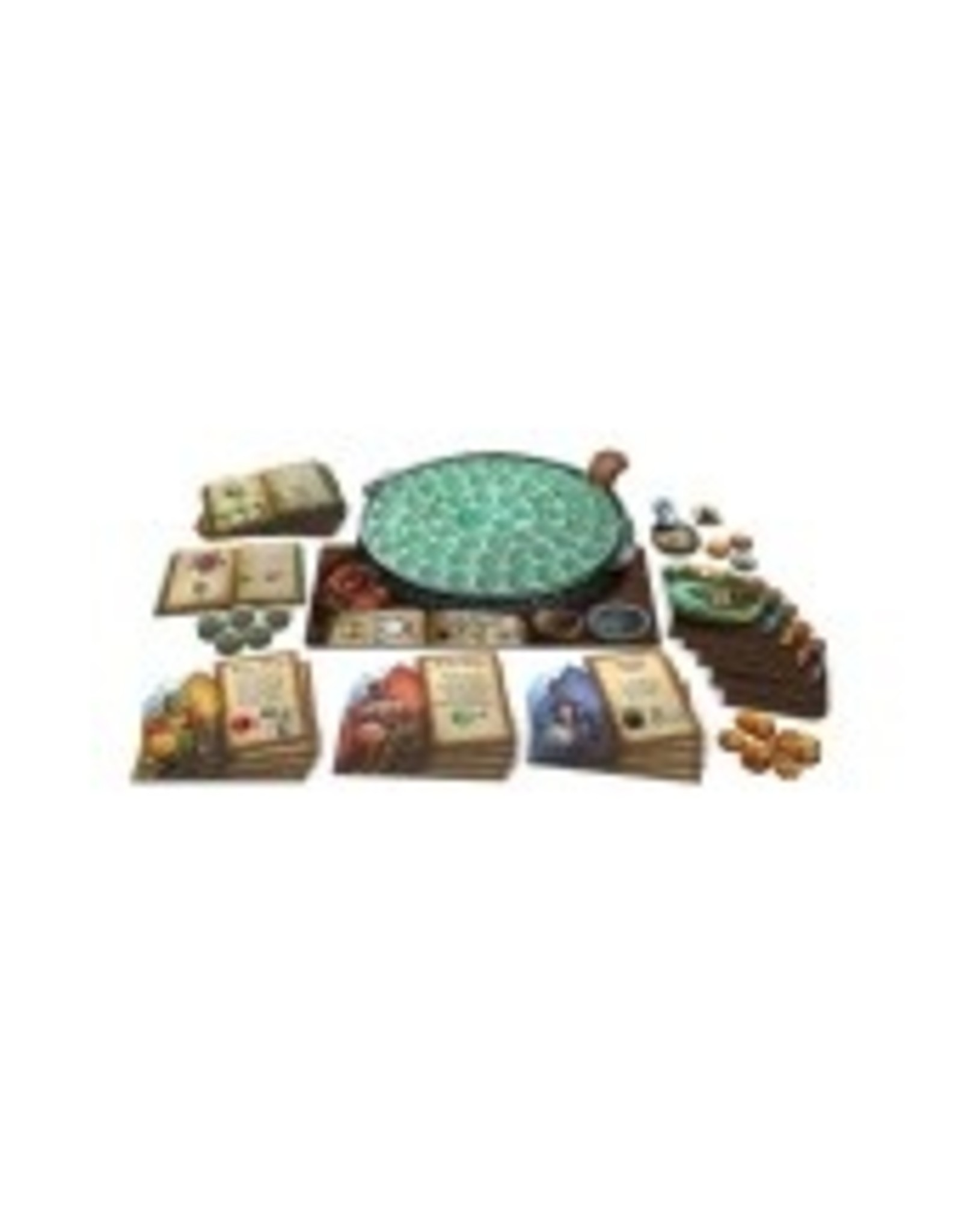 North Star Games The Quacks of Quedlinburg: The Herb Witches