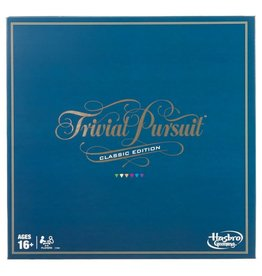 Hasbro Trivial Pursuit: Classic Edition