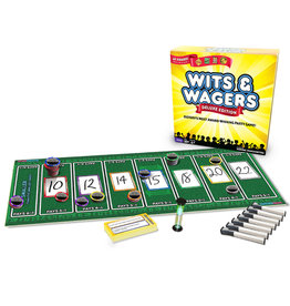 North Star Games Wits & Wagers: Deluxe