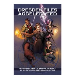 Evil Hat Productions Dresden Files Accelerated