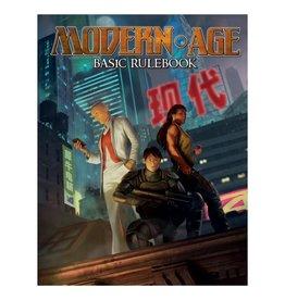Green Ronin Modern AGE: Basic Rulebook