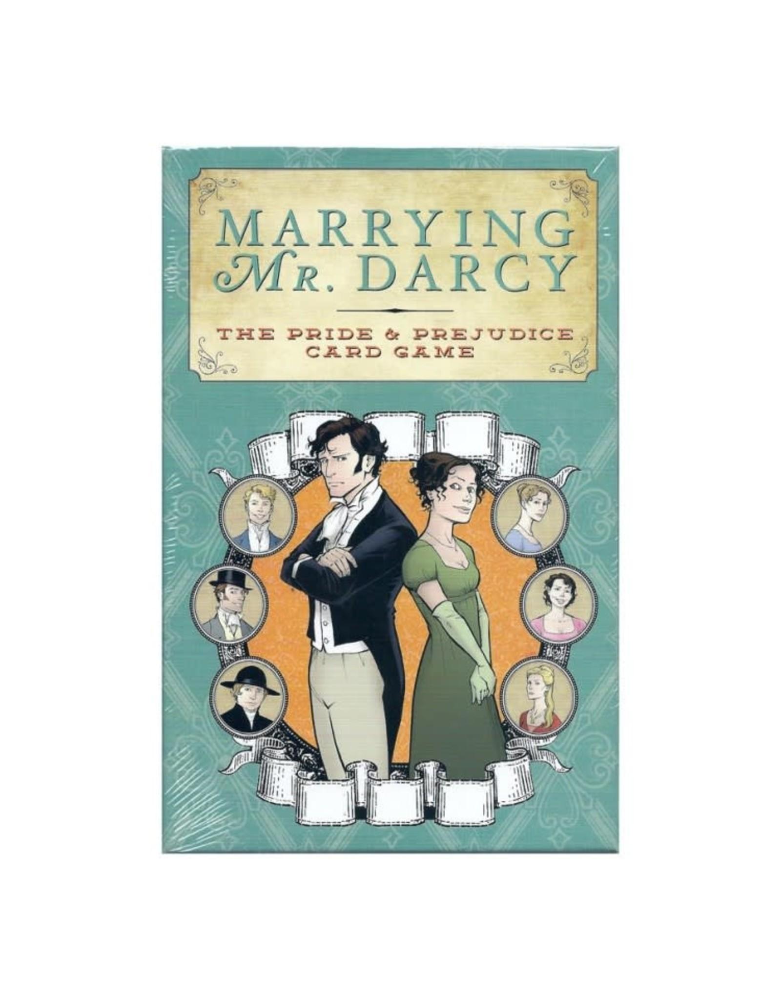 Erika Svanoe Games Marrying Mr. Darcy
