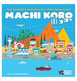 Pandasaurus Machi Koro: 5th Anniversary Expansions