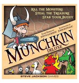 Steve Jackson Games Munchkin: Deluxe