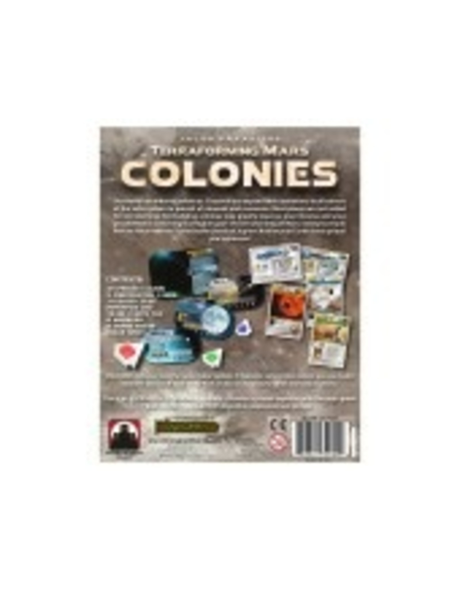 Stronghold Games Terraforming Mars: The Colonies