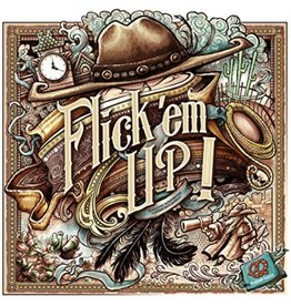 Pretzel Games Flick Em Up 3E