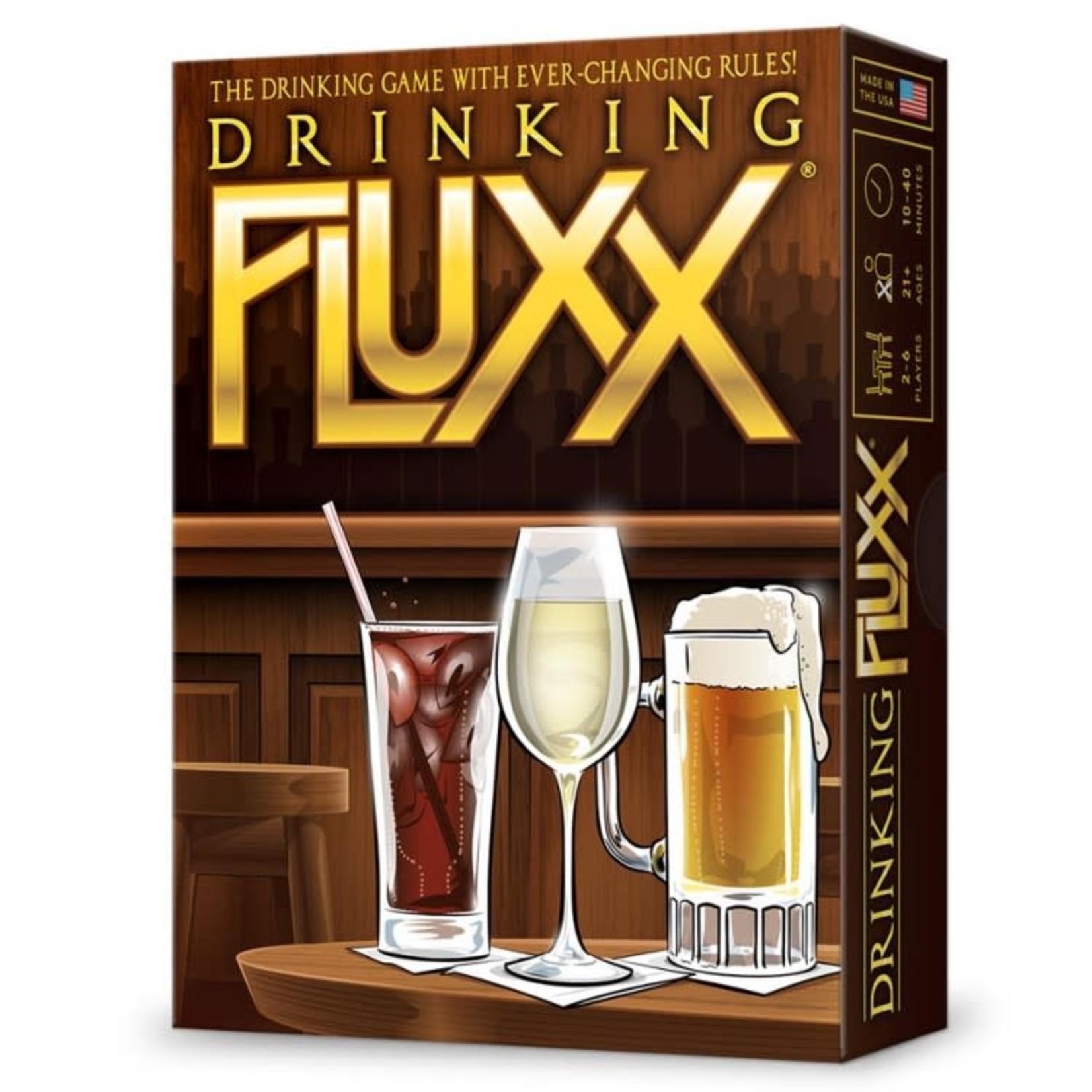 Fully Baked Ideas Drinking Fluxx