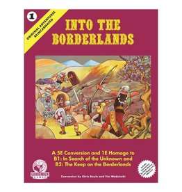 Goodman Games D&D 5e OAR 1: Into the Borderlands
