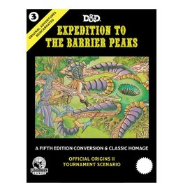 Goodman Games D&D 5e OAR 3: Expedition to the Barrier Peaks