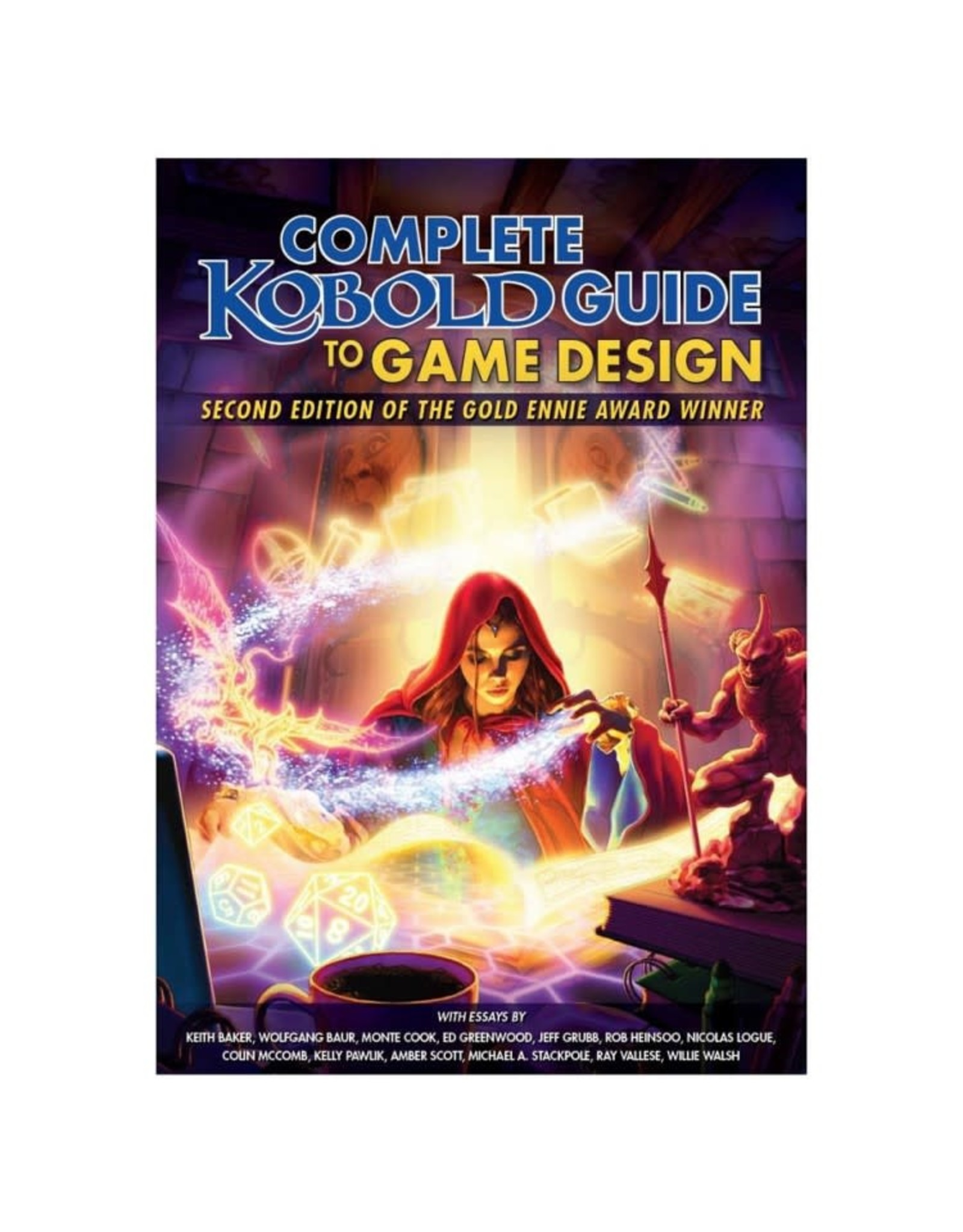 Kobold Press The Complete Kobold Guide to Game Design