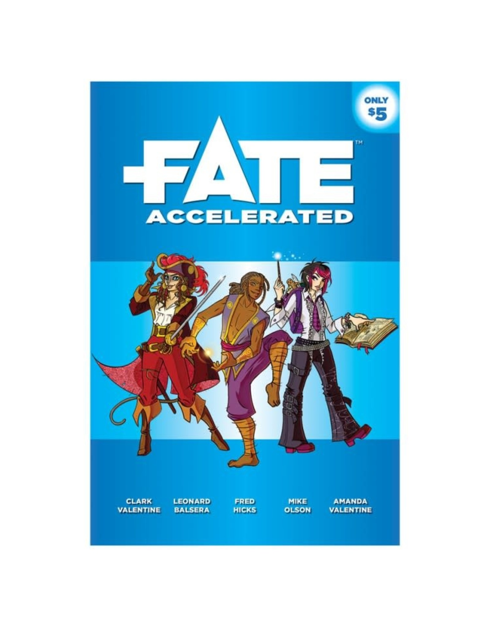 Evil Hat Productions Fate: Accelerated