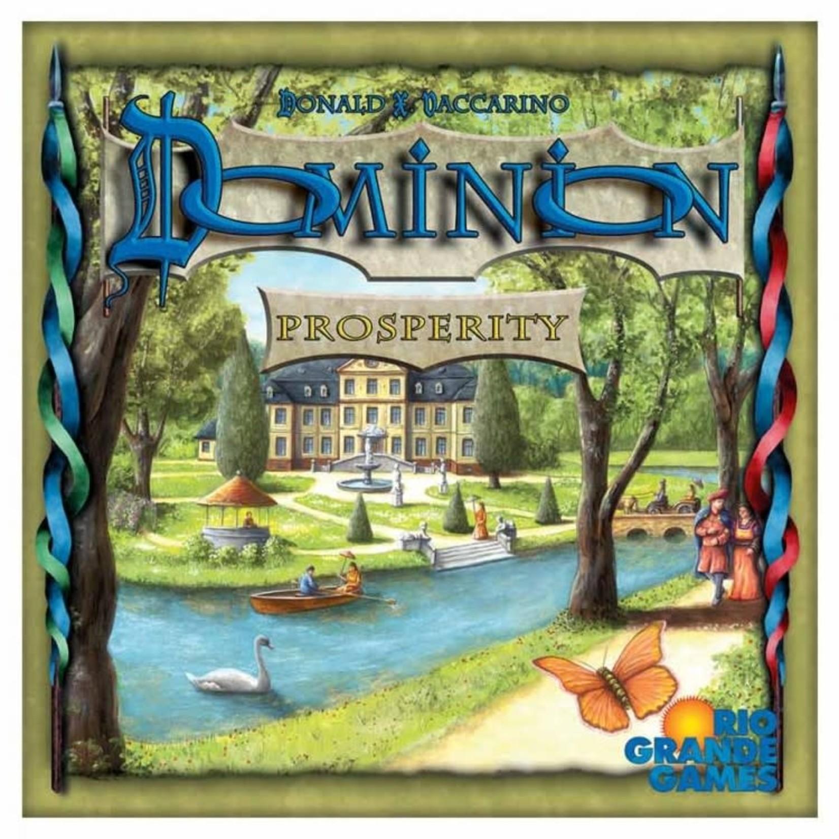 Rio Grande Dominion: Prosperity (expansion)