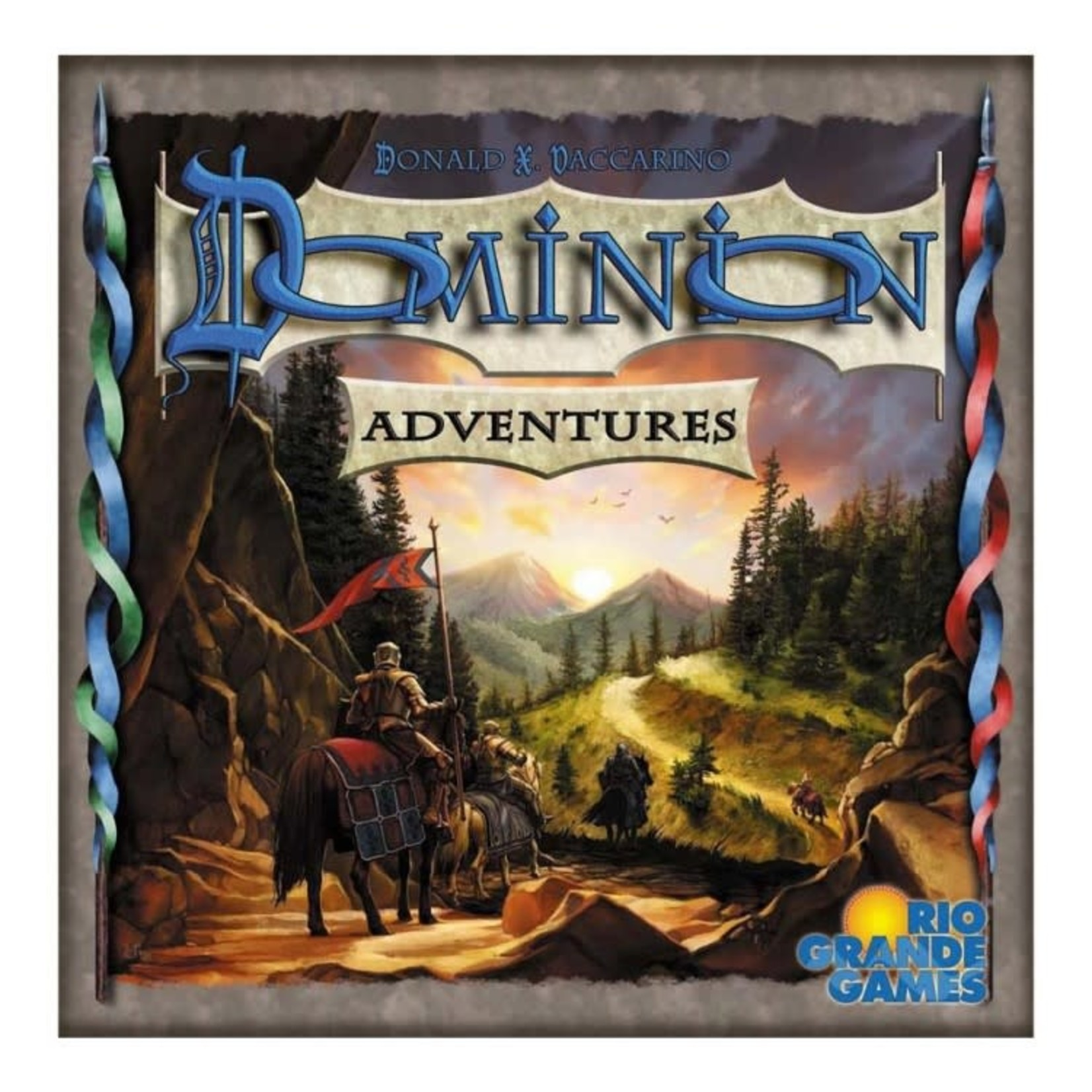 Rio Grande Dominion: Adventures (expansion)