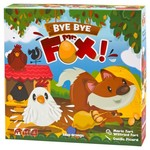 Blue Orange Bye Bye Mr. Fox