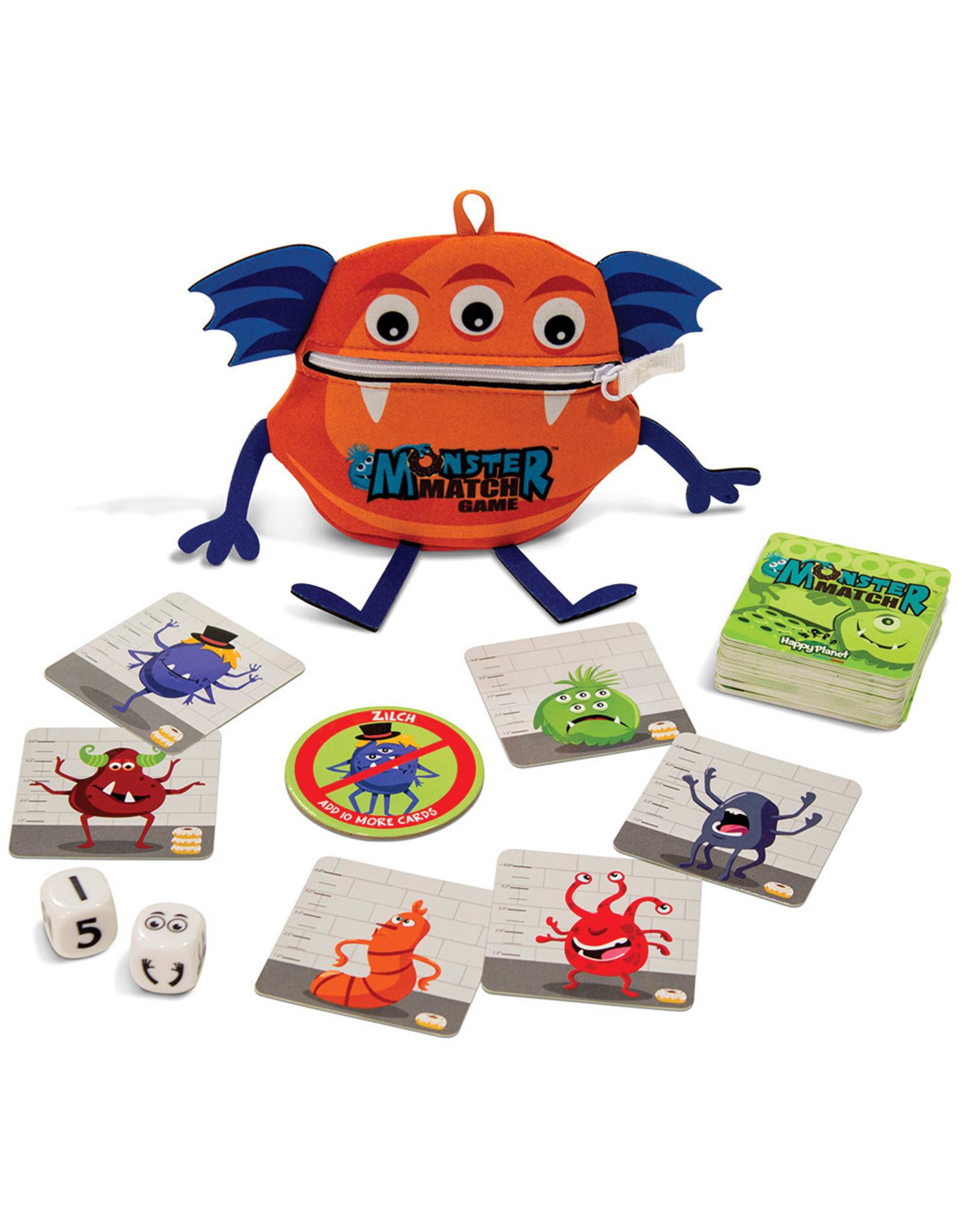 North Star Games Monster Match