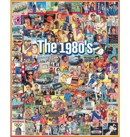 White Mountain Puzzles The Eighties 1000p
