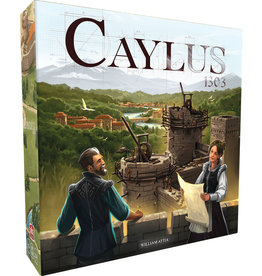 Space Cowboys Caylus: 1303