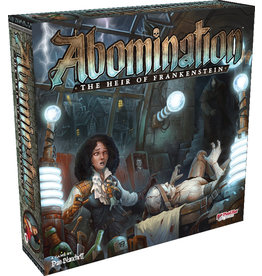 Plaid Hat Games Abomination: The Heir of Frankenstein
