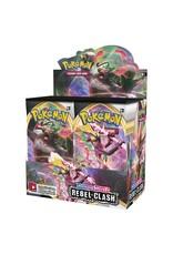 Pokémon Pokémon TCG - Sword & Shield—Rebel Clash - Booster Box