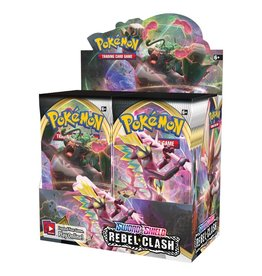 Pokémon Pokémon Rebel Clash Booster Box