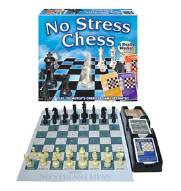 Winning Moves Chess No Stress Chess