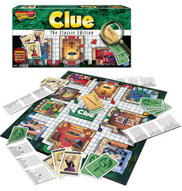 Winning Moves Clue Classic Edition
