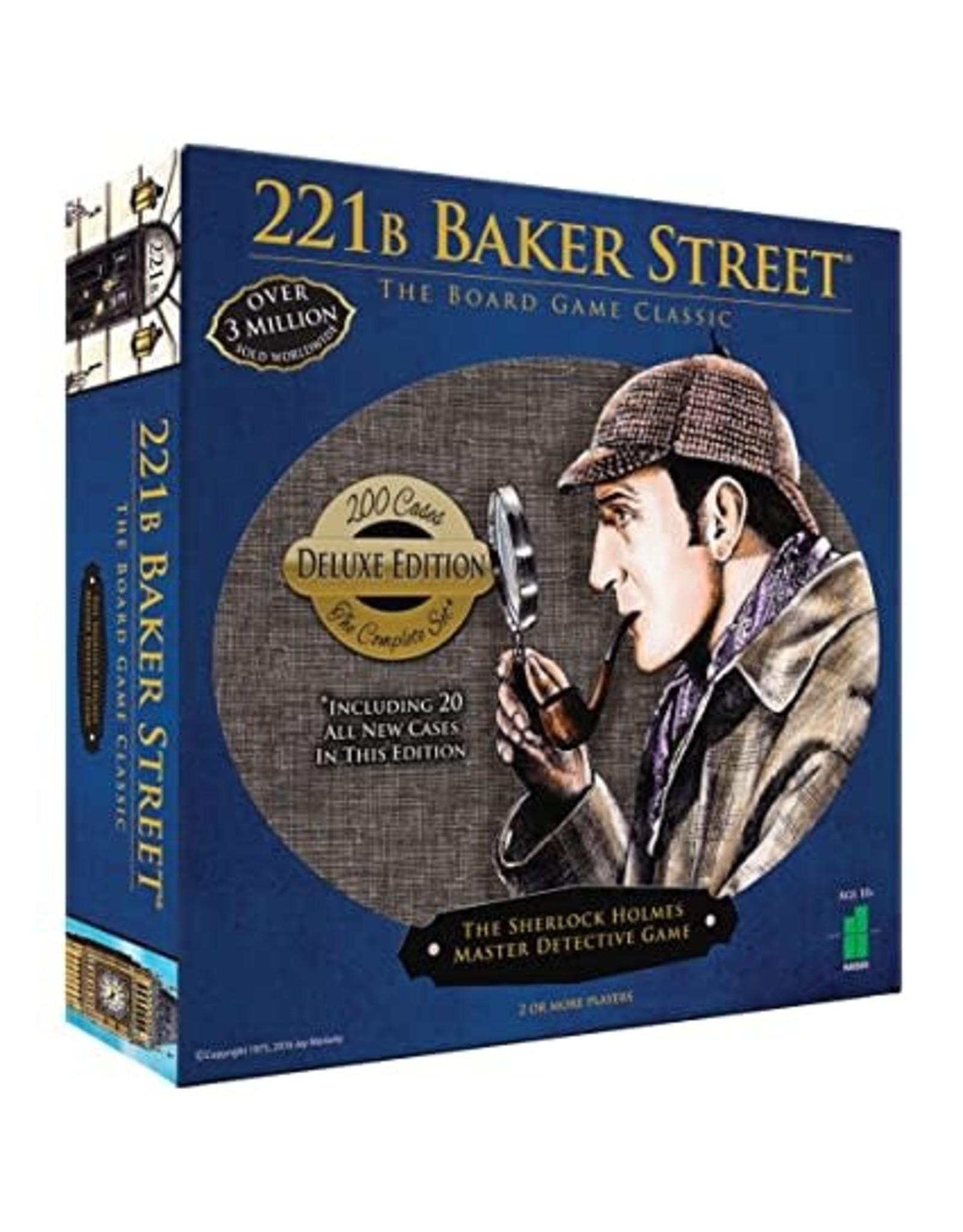 Gammon Games 221B Baker Street: Deluxe