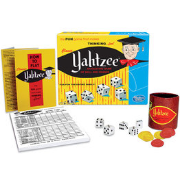 Winning Moves Yahtzee Classic