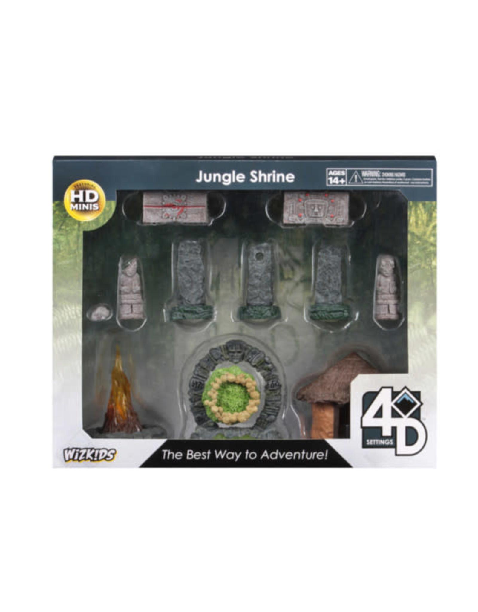 WizKids WizKids 4D: Jungle Shrine