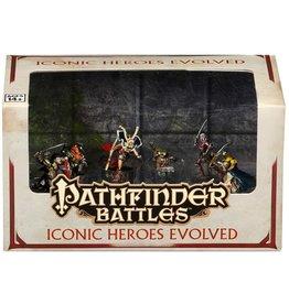 Paizo Pathfinder: Iconic Heroes Evolved