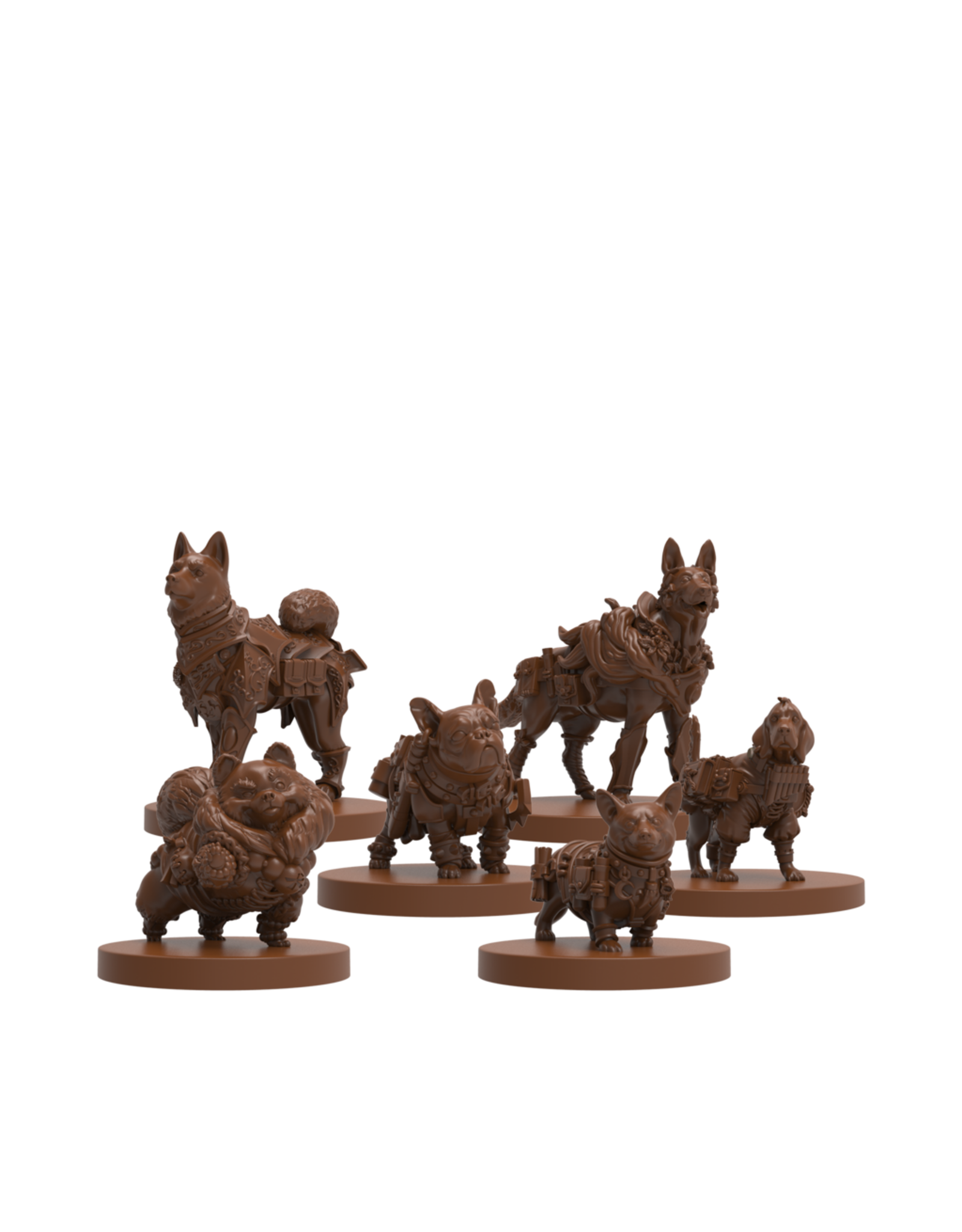 Steamforged Dungeons and Doggies: Volume 2
