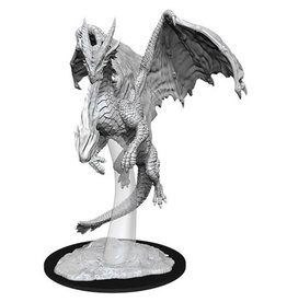 WizKids D&D Minis (unpainted): Young Red Dragon Wave 11, 90035