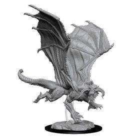 WizKids D&D Young Black Dragon