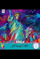 Ceaco Blend Cota: Lady Liberty 550 pieces