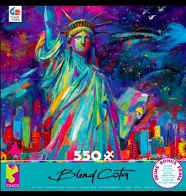 Ceaco Blend Cota: Lady Liberty 550p