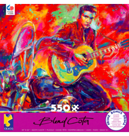Ceaco Blend Cota: Rock and Roll 550p