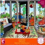 Ceaco Tracy Flickinger: Sunroom 300 - Piece jigsaw puzzle