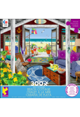 Ceaco Tracy Flickinger: Beach Cottage 300 pieces