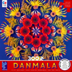 Ceaco Danmala: Red 300 - Piece jigsaw puzzle