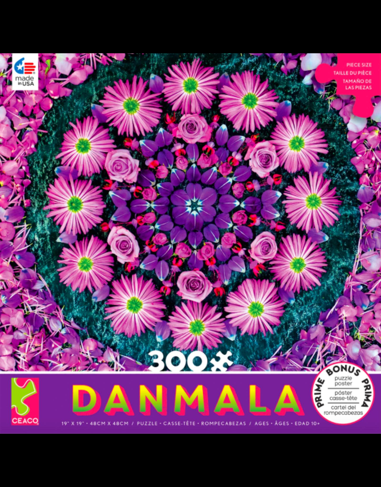 Ceaco Danmala: Purple 300 pieces