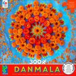 Ceaco Danmala: Orange 300 - Piece jigsaw puzzle