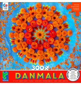 Ceaco Danmala: Orange 300p